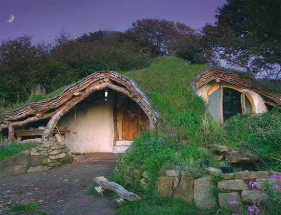 Turf Roof Cottage