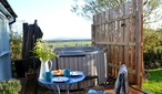 Whitfield Bothy Cottage & Hot Tub, Coldingham